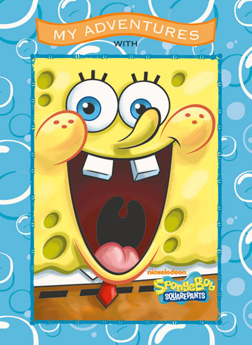2714_spongebob_personalised_book