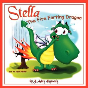 book review and giveaway stella the fire farting dragon ends nov 30th mymcbooks 39 s blog. Black Bedroom Furniture Sets. Home Design Ideas
