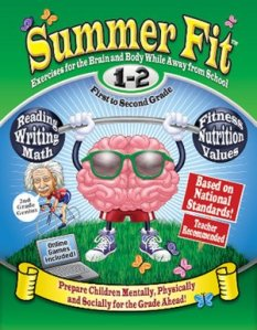 Summer Fit First to Second Grade