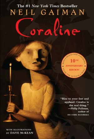 coraline book review A magnificently creepy story for stouthearted kids who love a brush with the sinister, coraline is spot on --kirkus reviews, starred review by turns creepy and funny, bittersweet and playful can be read quickly and enjoyed deeply --san francisco chronicle book review.