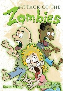 Attack of the Zombies by Kevin Spear