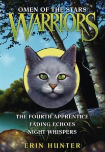 Warriors - Omen of the Stars Box Set