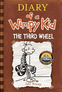 Wimpy Kid Third Wheel