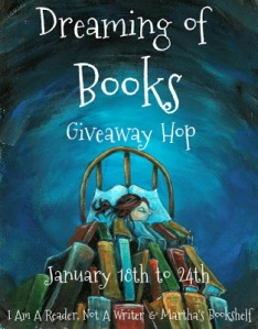 3rd Annual Dreaming of Books Giveaway Hop