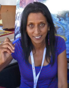 Shoba Sreenivasan