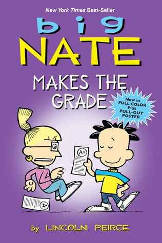 Book Spotlight And Giveaway Big Nate By Lincoln Peirce Ends Sept 29th 171 Mymcbooks S Blog