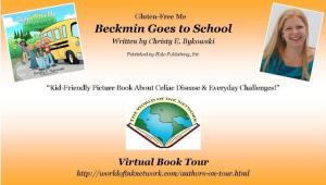 Beckmin Goes to School WOI Banner small
