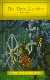 The time machine book images