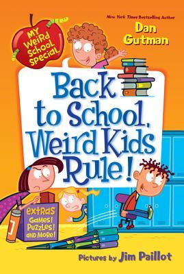 Back to School Weird Kids Rule