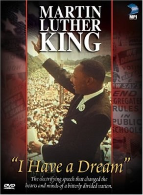 Martin L King DVD